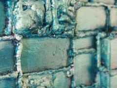 Constructivo azul detail