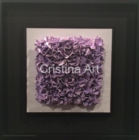Flor lila