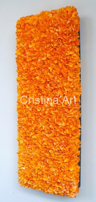 Impresión naranja